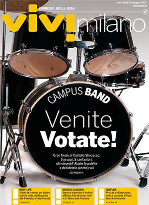 Dramatra rivista Vivi Milano giugno 2017