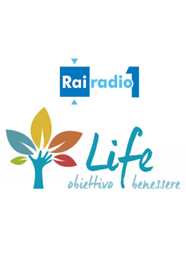 Rai radio 1 Obiettivo benessere, Portfolio Stresa a 360, Eleonora Tosco ufficio stampa