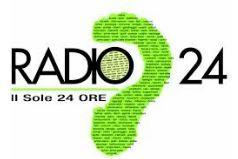 Radio 24 - Eleonora Tosco comunicazione