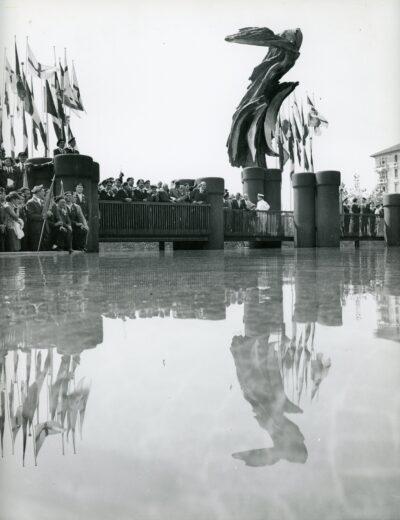 2. 10 settembre 1967_Inaugurazione del monumento - Eleonora Tosco comunicazione