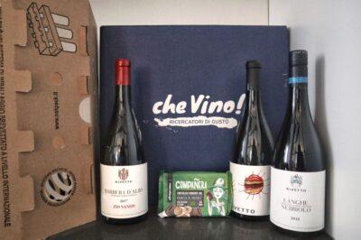 Che Vino – Box sostenibile 1 - Eleonora Tosco comunicazione